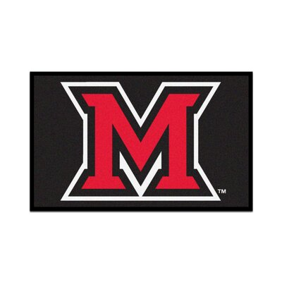 Collegiate NCAA Miami University (OH) Doormat