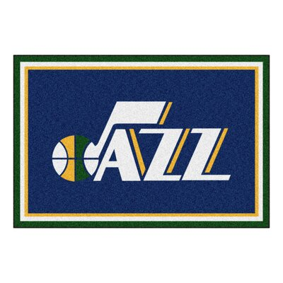 NBA - Utah Jazz 5x8 Doormat