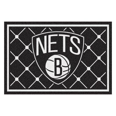 NBA - Brooklyn Nets 5x8 Doormat