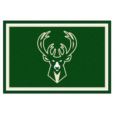 NBA - Milwaukee Bucks 5x8 Doormat