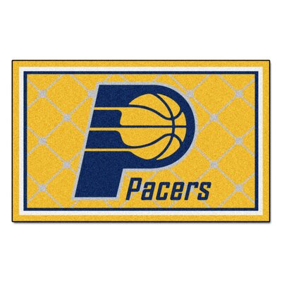 NBA - Indiana Pacers 5x8 Doormat