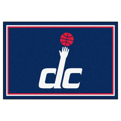 NBA - Washington Wizards 5x8 Doormat