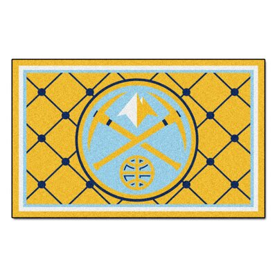 NBA - Denver Nuggets 5x8 Doormat