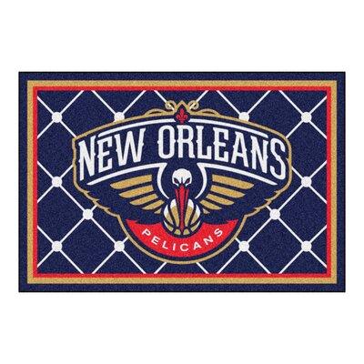 NBA - New Orleans Pelicans 5x8 Doormat