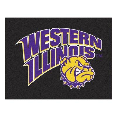 NCAA Western Illinois University All Star Mat