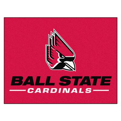 NCAA Ball State University All Star Mat