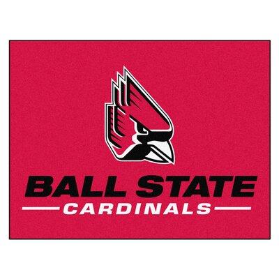 NCAA Ball State University All Star Mat
