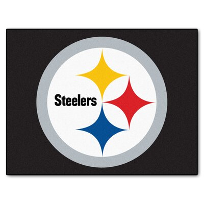 NFL - Pittsburgh Steelers Ulti-Mat Rug Size: 5 x 6