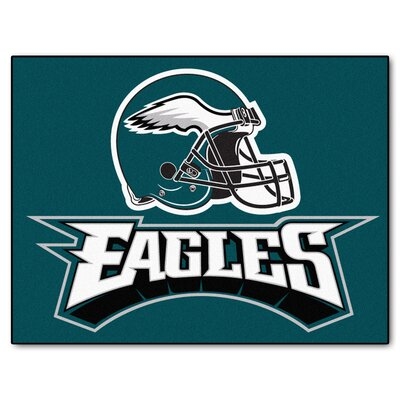 NFL - Philadelphia Eagles Ulti-Mat Rug Size: 5 x 8