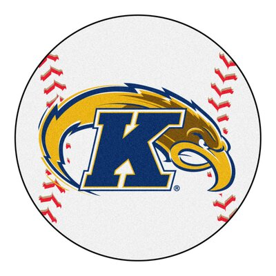 NCAA Kent State University Baseball Mat