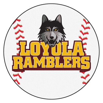 NCAA Loyola University Chicago Baseball Mat