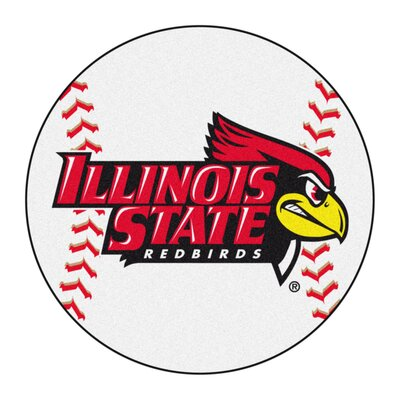 NCAA Illinois State University Baseball Mat