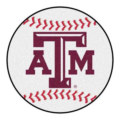 NCAA Texas A&M University Baseball Mat