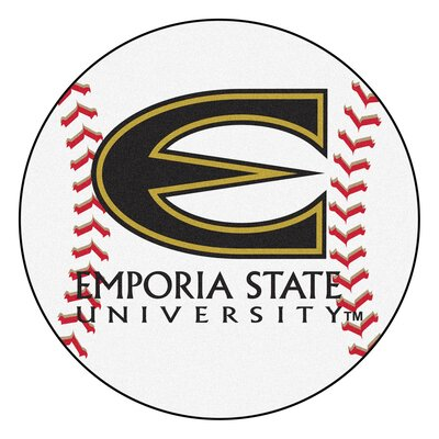 NCAA Emporia State University Baseball Mat