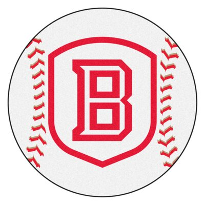 NCAA Bradley University Baseball Mat