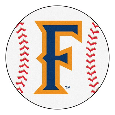 NCAA Cal State - Fullerton Baseball Mat