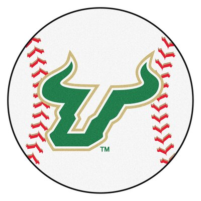 NCAA University of South Florida Baseball Mat