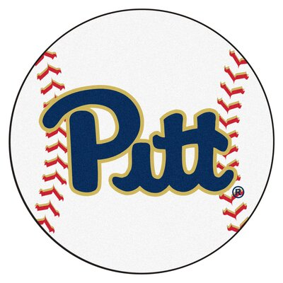 NCAA University of Pittsburgh Baseball Mat