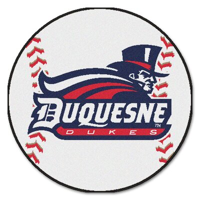 NCAA Duquesne University Baseball Mat