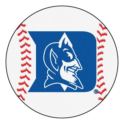 NCAA Duke University Baseball Mat