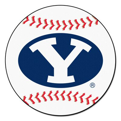 NCAA Brigham Young University Baseball Mat