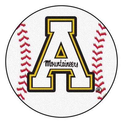 NCAA Appalachian State Baseball Mat