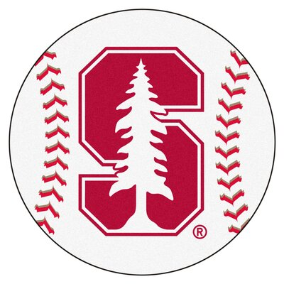 NCAA Stanford University Baseball Mat