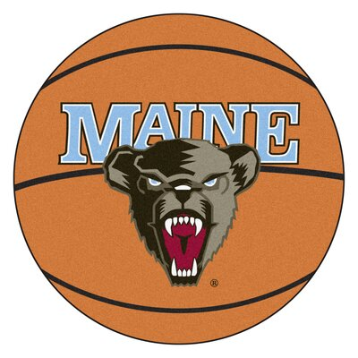 NCAA University of Maine Basketball Mat