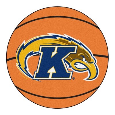 NCAA Kent State University Basketball Mat