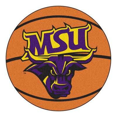 NCAA Minnesota State University - Mankato Basketball Mat