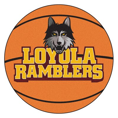 NCAA Loyola University Chicago Basketball Mat