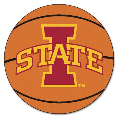 NCAA Iowa State University Basketball Mat