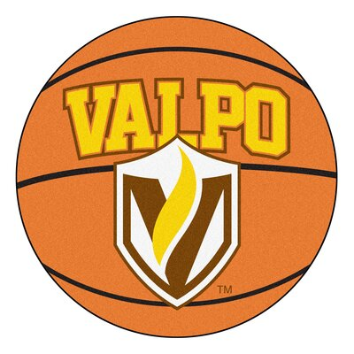 NCAA Valparaiso University Basketball Mat