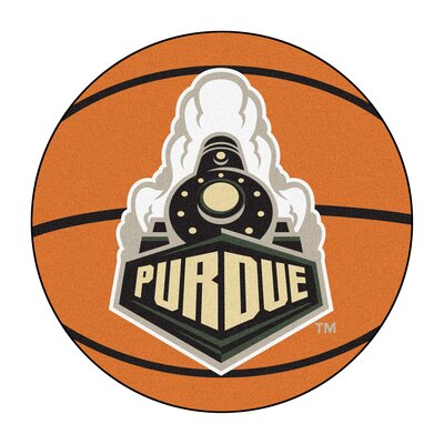 NCAA Purdue University Basketball Mat