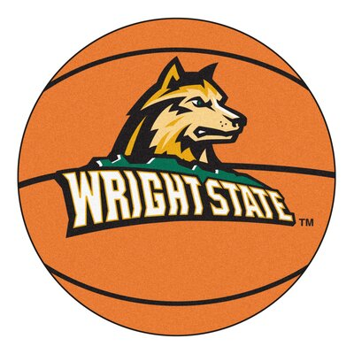 NCAA Wright State University Basketball Mat