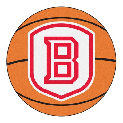 NCAA Bradley University Basketball Mat