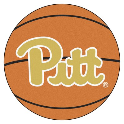 NCAA University of Pittsburgh Basketball Mat