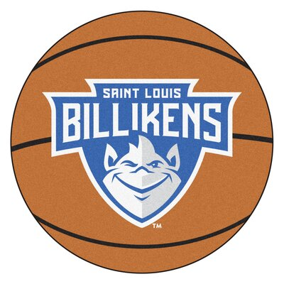 NCAA St. Louis University Basketball Mat