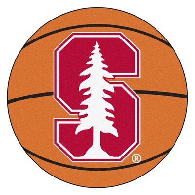 NCAA Stanford University Basketball Mat
