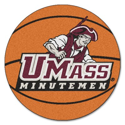 NCAA University of Massachusetts Basketball Mat