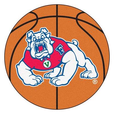 NCAA Fresno State Basketball Mat