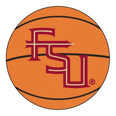 NCAA Florida State University Basketball Mat