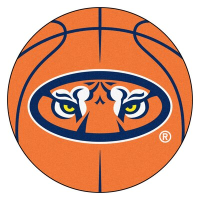 NCAA Auburn University Basketball Mat