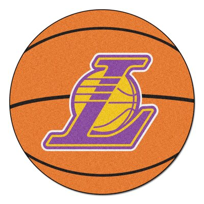 NBA Basketball Doormat NBA: Los Angeles Lakers
