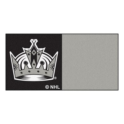 NHL - Chicago Blackhawks Team Carpet Tiles NHL Team: Los Angeles Kings