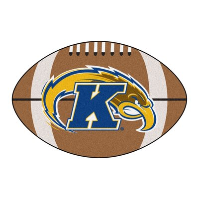 NCAA Kent State University Football Doormat