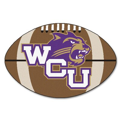 NCAA Western Carolina University Football Mat