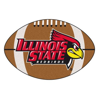NCAA Illinois State University Football Mat