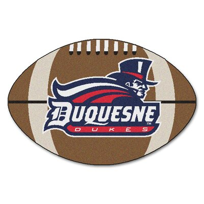 NCAA Duquesne University Football Mat