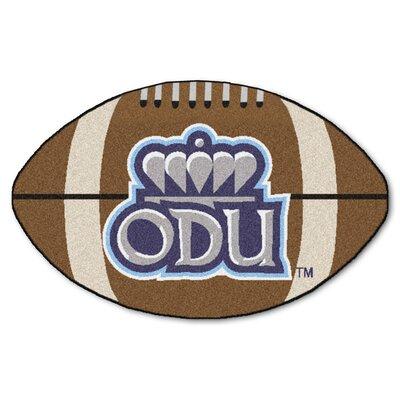 NCAA Area Rug NCAA Team: Old Dominion University